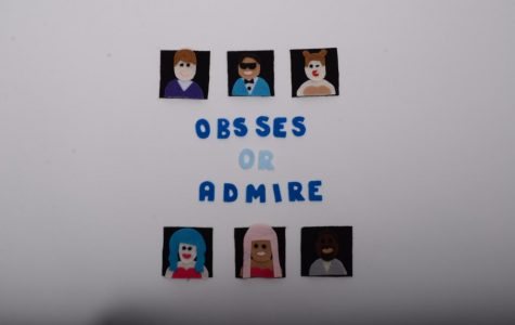 Obsess or Admire