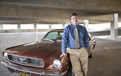 Cars with Character: Climb into the passenger seat for a ride in Biola's coolest vehicles