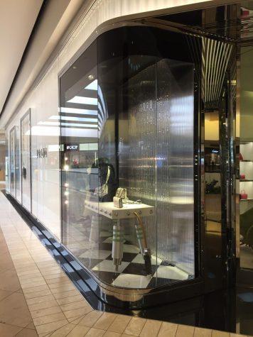 Prada display