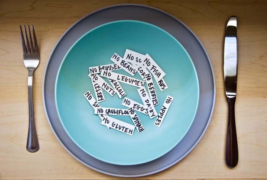 Plate of words